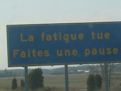 Fatigue kills. Facebook fatigue is even worse.